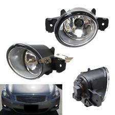 H11 Halogen Bulb Len 1Set LH&RH Fog Light Lamp o For Nissan Altima Sentra Maxima