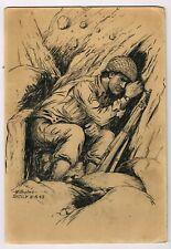 SAMUEL FULLER PAR GEORGE WILHELMS EN 1943 EN SICILE / DEUXIEME GUERRE MONDIALE