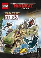 LEGO NINJAGO READY STEADY STICK NEW