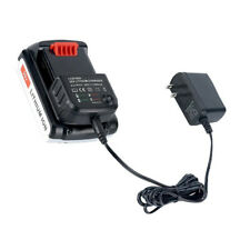 LCS1620 Charger 20V Lithium Battery Charger for Black&Decker LBX20 LBX4020 Part