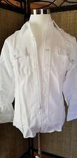 Clifton Men's Long Sleeve Uniform Super Shirt 100% Polyester_Police_EMT_Security