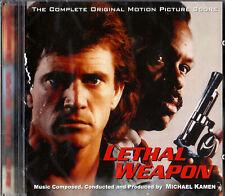 SC - LETHAL WEAPON (Motion Picture Score) - Michael Kamen