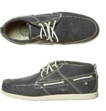 ELEMENT New Mens Footwear Canvas Skate Shoes Size (7) HAMPTON TEXTILE Navy