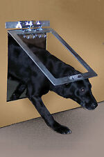 Heavy Duty Aluminum Dog Door - Large