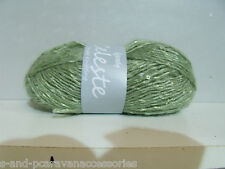 Wendy celeste double knitting yarn 50G boule abat-jour 3336 oxygène