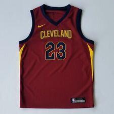 NWOT Nike SwingmanLeBron JamesJersey SizeYouth LARGE / ADULT S 23 LBJ Cavs