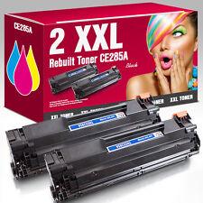 2x Toner für HP LaserJet Pro CE285A 85A P1100 P1102w