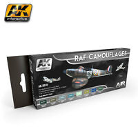 AK INTERACTIVE AIR SERIES RAF CAMOUFLAGES SET COD.AK2010