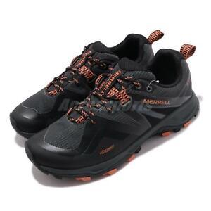 Merrell MQM Flex 2 GTX Gore-Tex Grey Black Orange Men Outdoors Hiking J034231