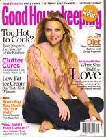 MICHELLE PFEIFFER Good Housekeeping Magazine 7/07 BAREFOOT