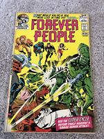 Forever People #7 (1972) Higher Grade Bronze Age Kirby Classic!!!!