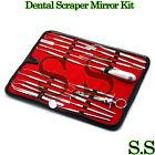 Dental Teeth Cleaning Tartar Calculus Plaque Remover Tooth Scraper 20 Pcs PR-277