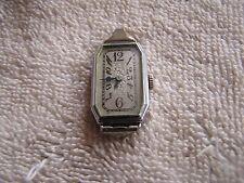 Vintage Art Deco Bulova Watch 17 Jewels BBI