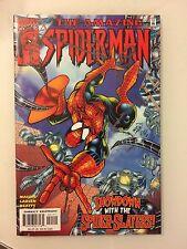 Amazing Spider-Man #21 Vol. 2 Comic NM Low Marvel