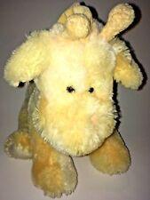 Russ Butter Crunch Yellow Giraffe 12' Plush Stuffed Animal