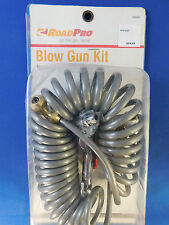 RoadPro Air Seat Blow Gun Kit (RP63052) for Cleaning Truck Cab, Garage, RV