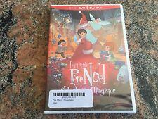 The Magic Snowflake (L'apprenti Père Noël et le flocon magique) (DVD, Blu-Ray)