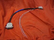 Narco AR-850 to ACK A-30.9 RS232 Out Altitude encoder ADSB adaptor harness A30