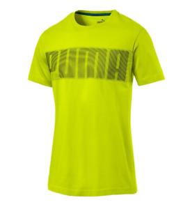 PUMA T-Shirt Mens PUMA Active Hero Tee 592540-35 Size M