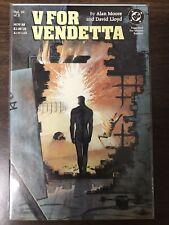 V for Vendetta #3 & #4 - Dc Comics Alan Moore