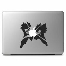 Young Goten & Young Trunks Anime Decal Sticker for Macbook Laptop Car Window Art