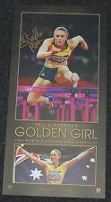 SALLY PEARSON AUSTRALIAN OLYMPIC GOLD MEDAL 100M HURDLES GOLDEN GIRL PRINT