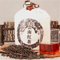 1000g Yunnan Crested Dian Hong Tea Honey Rhyme Golden Screw Red Tea Dianhong Tea
