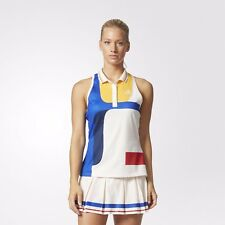 adidas Women's Pharrell Williams Colorblock Tennis Tank Size Small