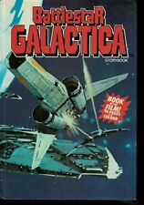 Battlestar Galactica 1978 story book - unclipped