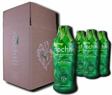 Case of 4 Emerald Body Balance 33.8 oz by Nochtli Whole Cactus Supplement