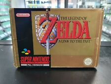 The Legend of Zelda A Link To The Past - SNES [Boxed & Complete] - FAST DELIVERY