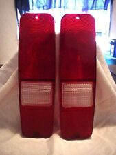 LIQUIDATION Tail Light Lenses International Harvester Light Pickup And Scout II