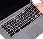 for HP Chromebook 14 inch Keyboard Cover Skin for 2018/2017 HP 14-inch Chromeboo