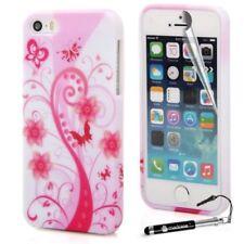 Carcasas pictóricos color principal rosa para teléfonos móviles y PDAs