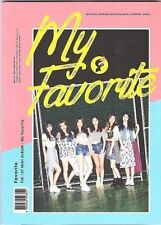 Favorite - My Favorite (1st Mini Album) CD+Booklet+Photocard New Sealed KPOP