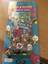 Apple Phone iPhone 5 Case David & Goliath Character RRP £7.99