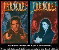 Farscape Villains Of Farscape Preview Set V1-V6