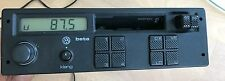 VW Beta 2a autoradio cassette GOLF 2 GTI Polo 86c t3 SCIROCCO Oldtimer