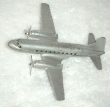 Tootsietoy 1950 Twin Engine Convair Airplane Made in Usa Good Condition