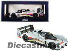 Norev 1:18 Peugeot 905 #1 1992 Le Mans 24H France Winner 184770 Diecast White
