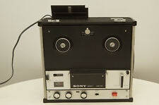 Vintage Sony TC-105 Reel to Reel Tape Recorder for Parts/Repair
