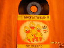 Electronica´s - Dance little bird / The marching tin...