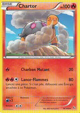 Chartor - XY : Etincelles - 16/106 - Carte Pokemon Neuve Française