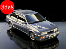 Ford Sierra RS Cosworth (1972/1995) - Workshop Manual on CD