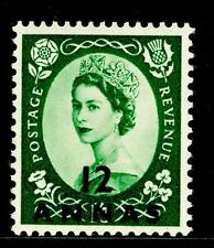 BRITISH POSTAL AGENCIES IN EA SG50, 12a on 1s 3d green, NH MINT.