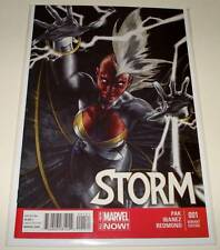 STORM # 1 Marvel Comic  Sept 2014  NM 1:25 BIANCHI COVER VARIANT EDITION  X-Men