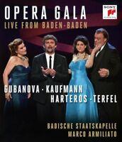 OPERA GALA - LIVE FROM BADEN-BADEN JONAS KAUFMANN,...)  BLU-RAY NEW+