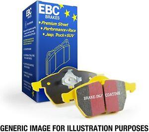 EBC Brakes DP42046R Yellowstuff Ultimate Street Disc Brake Pad Set