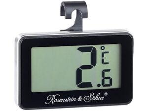 Digitales Kühlschrankthermometer Gefrierschrank Wein Getränke Auto Thermometer