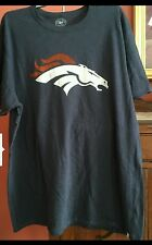 Denver Broncos 47 Brand officially licensed Men's Scrum t-shirt NWT Size XL